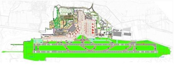Progetto rifacimento piste Aeroporto di Venezia