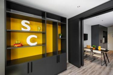 Staycity Mestre - monolocale con sala da pranzo