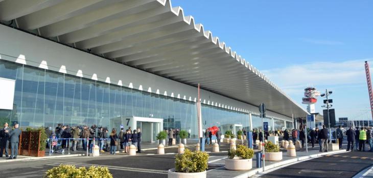 Aeroporto di Roma Fiumicino FCO
