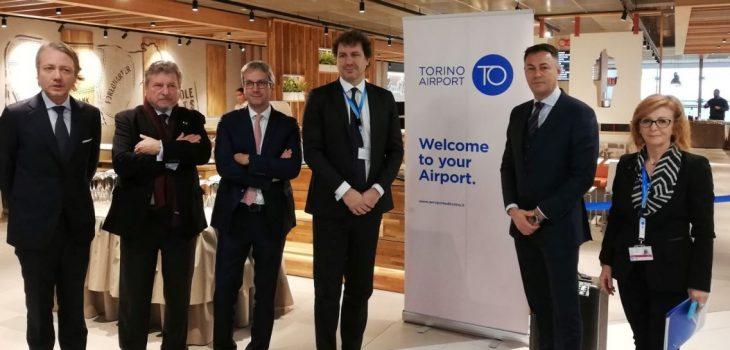 Torino Airport presenta il nuovo Livello Superiore Partenze: inaugurate le aree edutainment sul tema del volo e dello spazio