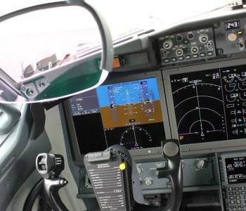 Boeing B737Max cockpith