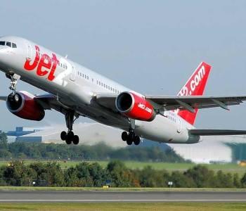 Jet2 take off