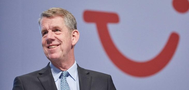 Amministratore delegato di TUI Friedrich Joussen