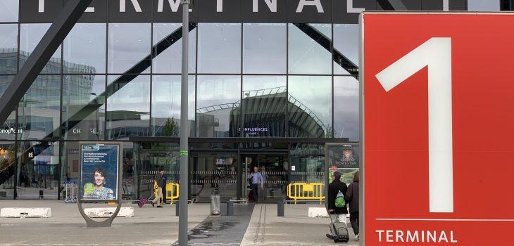 Terminal 1 Aeroporto di Lione-Saint Exupéry