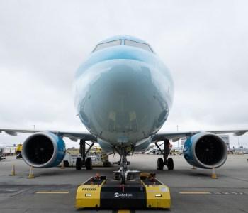Il volo British Airways BA1476 da Londra Heathrow all'aeroporto di Glasgow è il primo volo passeggeri della compagnia aerea ad essere alimentato(in parte)da carburante per aviazione sostenibile (SAF), le emissioni prodotte dal volo sono interamente compensate.