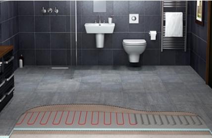 warmup electric under floor heating mats