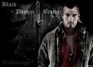 Lover Avenged: Black Dagger Brotherhood #7 Image