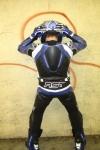 Gordon (RST Pro Series 1 Piece Leather Suit   06-01-2013)