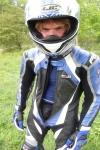 Gordon (RST Pro Series 1 Piece Leather Suit   20-09-2012)