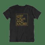 Keep Calm and Kaobei Crew Neck S-Sleeve T-shirt