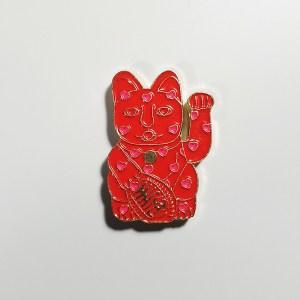 Red Huat Cat