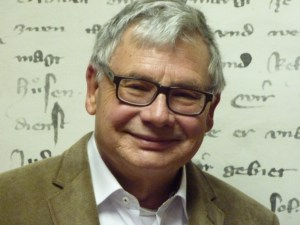 Dr. Volkmar Stein ist CDU-Politiker und Heimathistoriker in Büdingen. Foto: Nissen