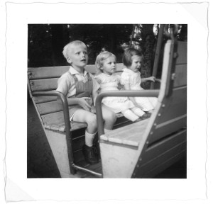 Knut Geschwister 1957