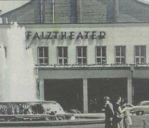 ehemaliges Pfalztheater in Kaiserslautern