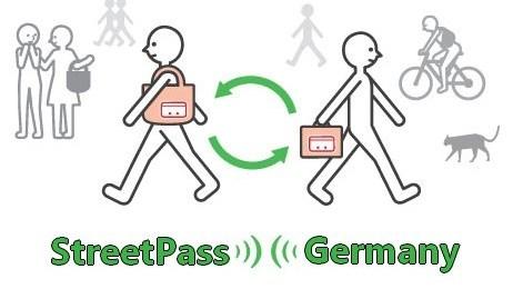 Erste Streetpass-Treffen in Deutschland