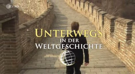Terra X: Unterwegs in der Weltgeschichte – mit Hape Kerkeling (Universum Film)