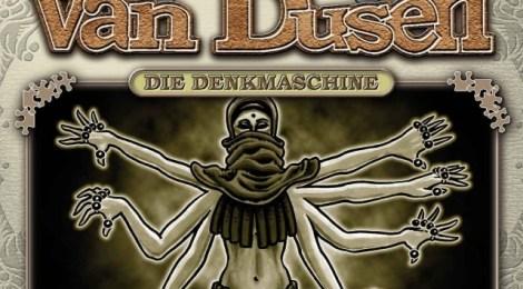 """Professor Dr. Dr. Dr. Augustus Van Dusen - Die Denkmaschine - """"Die Perlen der Kali""""– Episode 6"""