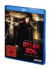 Gewinnspiel zum Dylan Dog DVD-Start am 19. Januar 2012