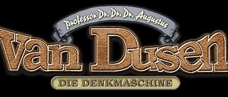 Professor Dr. Dr. Dr. Augustus Van Dusen -  Whiskey in den Wolken (Folgenreich)
