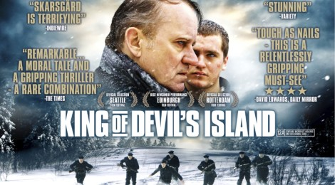 King of Devil's Island (Alamode Film)