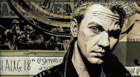 Garth Ennis, Will Simpson & Steve Dillon -  John Constantine: Hellblazer - Royal Blood (Vertigo/ Panini Comics)