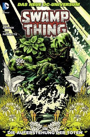 Swamp Thing #1 - Die Auferstehung der Toten (Panini)