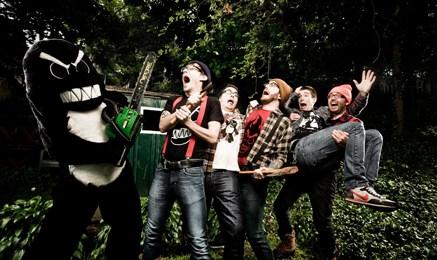 Polar Bear Club live - VISIONS in Concert im Mai 2013