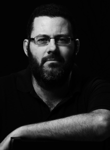 Adrian McKinty (© James Braund)
