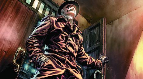 Before Watchmen: RORSCHACH - Brian Azzarello & Lee Bermejo (DC Comics/Panini Comics)
