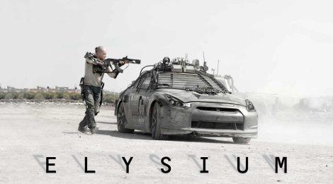 Zum Kinostart von ELYSIUM am 15. August: Neill Blomkamps actionreiche Zukunftsvisionen mit 'politischem Subtext'+++Text-Feature+++Gewinnspiel+++