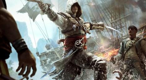 Assassin's Creed IV - Black Flag Launch Trailer (sponsored Video)