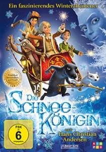 Cover-Schneekönigin