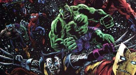 Marvel Zombies Collection - Robert Kirkman/ Sean Phillips (Marvel/ Panini Comics)