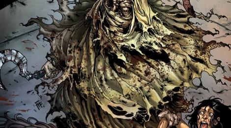 Stitched – Das schwarze Fass: Mike Wolfer/ Fernando Furukawa (Avatar Press/ Panini Comics)