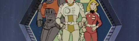 """""""Captain Future"""": Vol. 1 (Universum ANIME )"""
