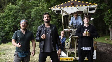 """""""Männertag - Was im Wald passiert, bleibt im Wald!"""" (Universum Film) +++Rezension, Männertag-Special & Gewinnspiel+++"""