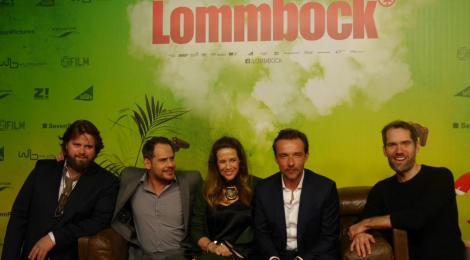 """Weltpremiere von """"Lommbock"""" am 14. März 2017 in Köln"""