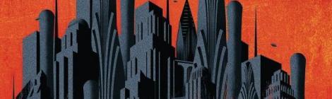 """J. Patrick Black: """"Die Neunte Stadt"""" (Heyne)"""