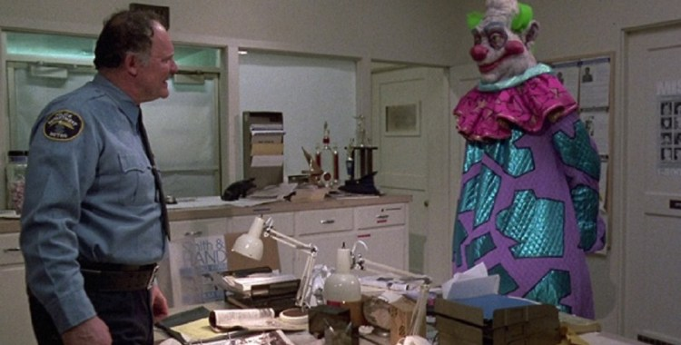 """Killer Klowns from Outer Space"" (Koch Films)"
