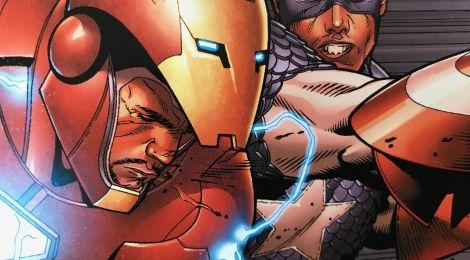 "Mark Millar Collection #6: ""Civil War"" (MARVEL/Panini Comics)"