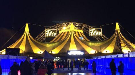 Die Flic Flac X-Mas-Show in Dortmund 2018