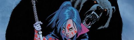 """Hit-Girl in Kanada"" (Panini Comics)"
