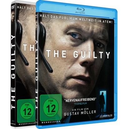 The Guilty Seit Dem 22 Februar Als Dvd Und Blu Ray Erhaltlich Gewinnspiel We Want Media