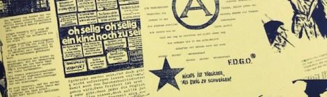 """Ar/Gee Gleim: """"Geschichte wird gemacht"""" (Heyne Hardcore)"""