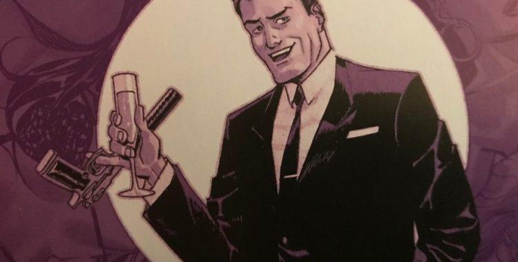 "Garth Ennis & Russ Braun: ""Jimmys Bastarde"" (Panini Comics)"