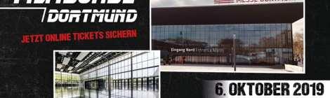 Die Filmbörse Dortmund lädt Arnold Schwarzenegger in die Westfalenhallen ein!