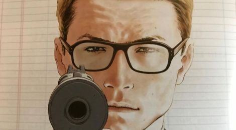 """Kingsman 2: The Red Diamond"" (Panini Comics)"