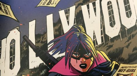 """Hit-Girl in Hollywood"" (Panini Comics)"