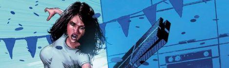 """Jessica Jones: Blind Spot - Im Visier"" (MARVEL / Panini Comics)"