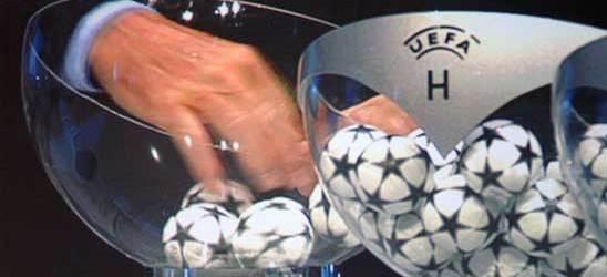 SORTEGGI CHAMPIONS: Le Italiane Cascano Bene